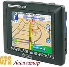 GPS навигатор JJ-CONNECT AUTONAVIGATOR 320