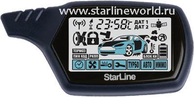 Starline B91 Инструкция
