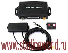 STARLINE Space (GSM/GPS)