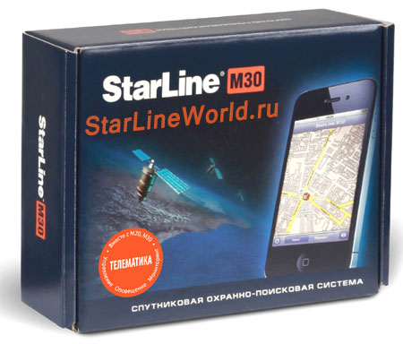 StarLine M32 GPS/GSM/ ГЛОНАСС 2CAN