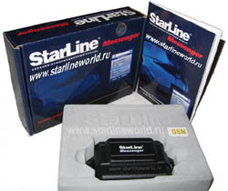 GSM StarLine M20 Messenger